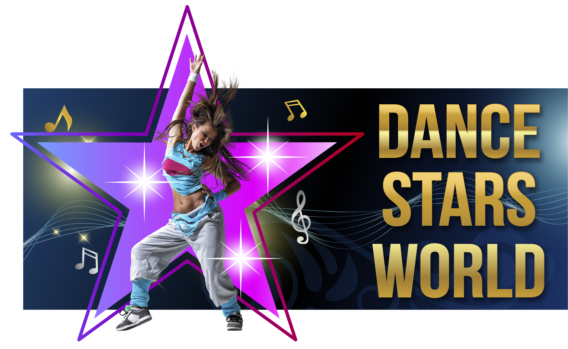 DANCE STARS WORLD!